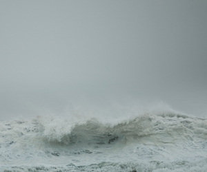 beautiful, storm, and salt water image
