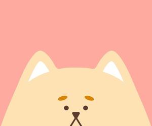 cartoon, cat, and kawaii image