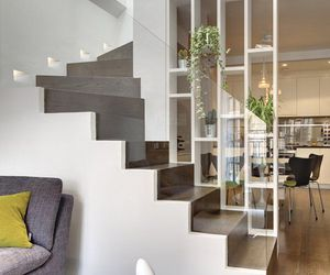 modern and stairs image