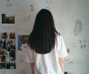 draw, fashion, and indie image