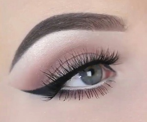 chicas, ojos, and eyes image