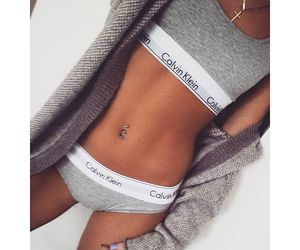 Calvin Klein and fitness image