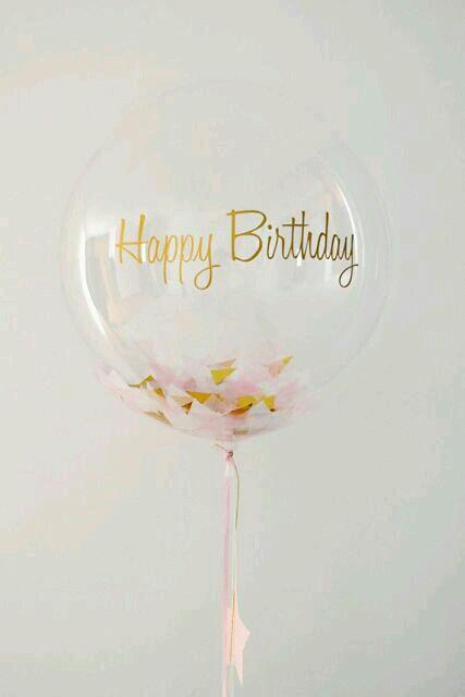 birthday, balloons, and happy image