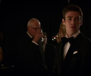 guy, the flash, and thomas grant gustin image