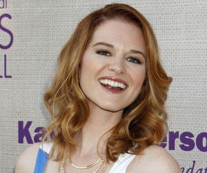grey's anatomy, sarah drew, and april kepner image
