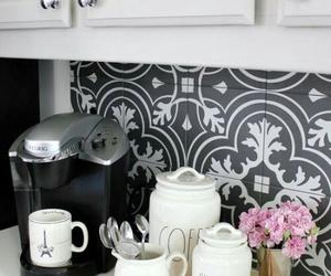 home decor, kitchen, and kitchen decor image