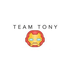 ironman, civilwar, and teamironman image
