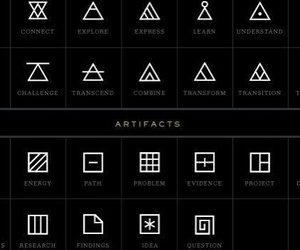 glyphs and tattoo image