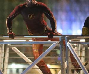 guy, Hot, and the flash image