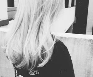 ash, black, and blonde image