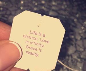 chance, life, and reality image