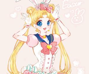 anime, bunny, and kawaii image