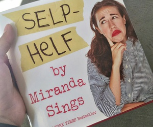background, book, and miranda sings image