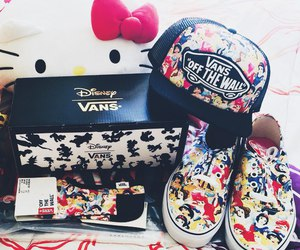 vans and disney image