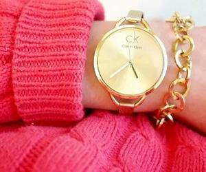 Calvin Klein, fashion, and pink image