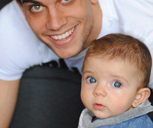 baby, marc bartra, and gala bartra image