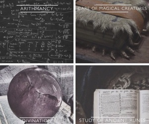 aesthetic, divination, and gryffindor image