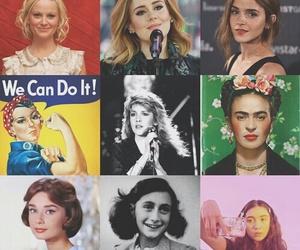 Adele, emma watson, and women image