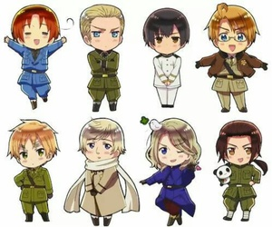 axis, allies, and hetalia image