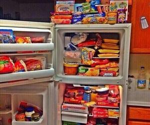 food and refrigerator image