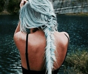 colorful, hairstyle, and goal image