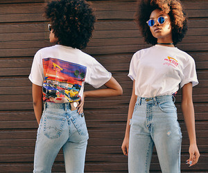 in-n-out, afropunk, and old school image