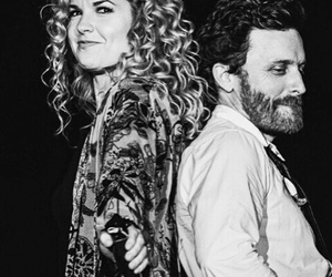 supernatural, rob benedict, and briana buckmaster image