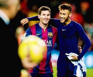 neymar, Barcelona, and messi image