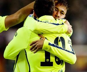 messi, Barcelona, and neymar image