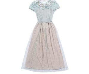 dress, girly, and luxury image