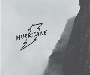 badlands, halsey, and hurricane image