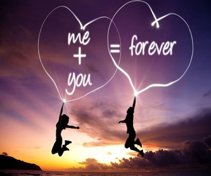 forever and you image