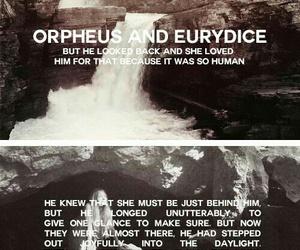 eurydice and orpheus image