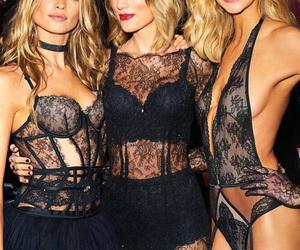 Karlie Kloss, Taylor Swift, and Behati Prinsloo image