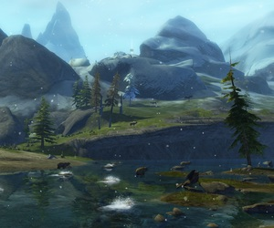 guild wars 2, gw2, and shiverpeaks image