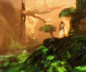guild wars 2, golden hour, and gw2 image