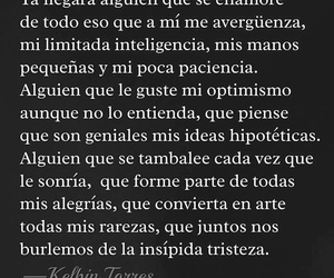 amor, frases, and alguien image