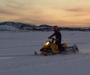 snowmobile, ski-doo, and fxr image