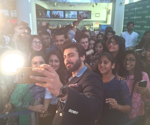 selfie and fawad khan image