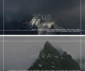 fantasy, Zeus, and greek mythology image