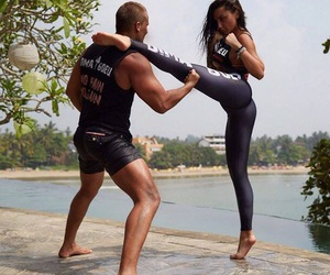 couple and workout image