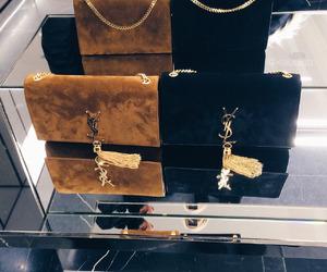 bag, black, and fahion image