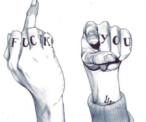 fuck, you, and wallpaper image