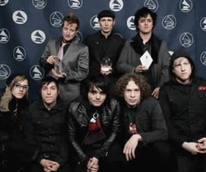 green day, my chemical romance, and mcr image