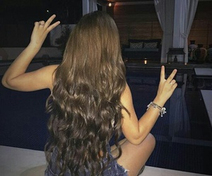 hair and larissa manoela image