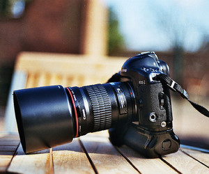canon, dof, and 135l image