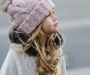 kids, beautiful, and style image
