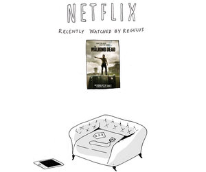 harry potter, regulus black, and netflix image