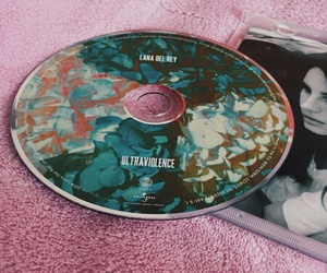 pink, teal, and music image