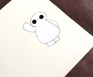cute drawing, draw, and drawing image